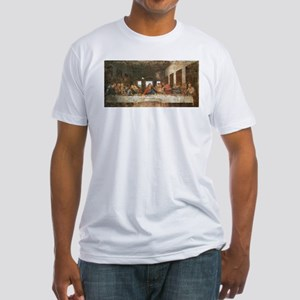 DaVinci Eight Shop Fitted T-Shirt