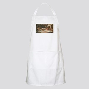 DaVinci Eight Shop BBQ Apron
