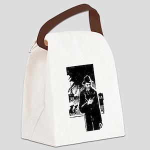 Fyodor Dostoyevsky Russian novel Canvas Lunch Bag