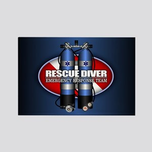 Rescue Diver Magnets