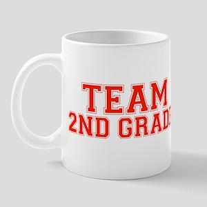 Team 2nd Grade Mug