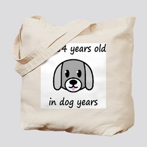 12 dog years 2 Tote Bag