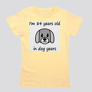 12 dog years 2 Girl's Tee