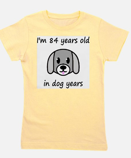 12 dog years 2 Girl's Tee