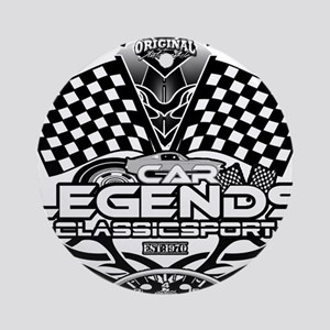 muscle car legends 2018 Round Ornament