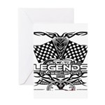 muscle car legends 2018 Greeting Cards