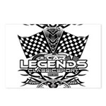 muscle car legends 2018 Postcards (Package of 8)