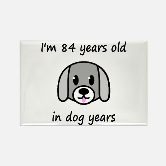 12 dog years 2 - 2 Magnets