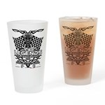 muscle car legends 2018 Drinking Glass