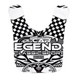 muscle car legends 2018 Polyester Baby Bib