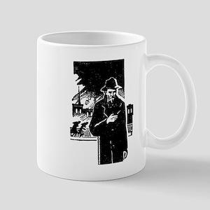 Fyodor Dostoyevsky Russian novelist, short s Mugs