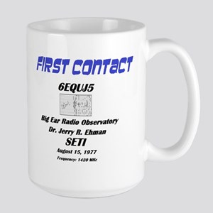 First Alien Contact Mugs