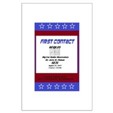 First Alien Contact Posters