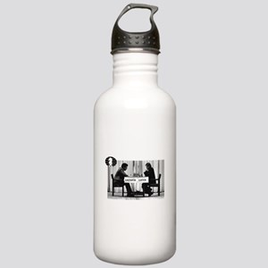 World Chess Champions Stainless Water Bottle 1.0L