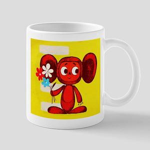 Cheburashka Soviet Animation Soyuzmultfilm Fi Mugs
