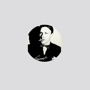 Mikhail Bulgakov The Master Russian Wr Mini Button