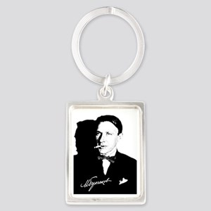 Mikhail Bulgakov The Master Russian Writ Keychains