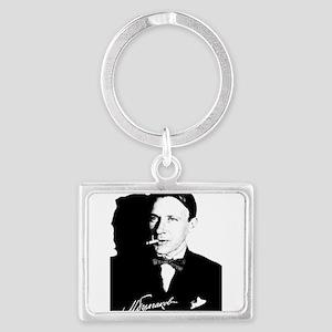 Mikhail Bulgakov The Master Russian Writ Keychains
