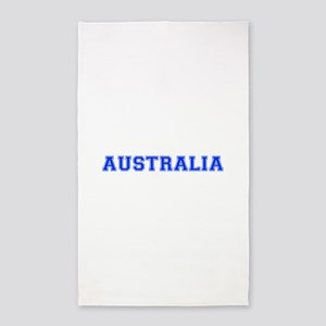 Australia-Var blue 400 Area Rug