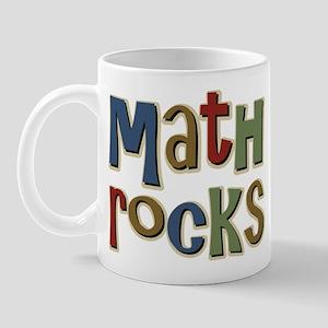 Math Rocks Arithmetic Geek Mug
