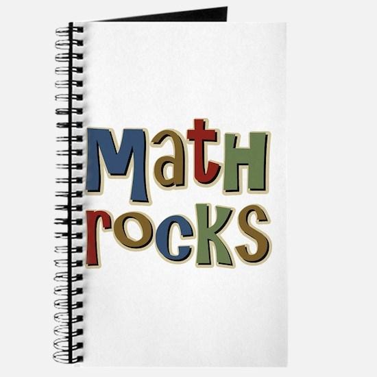 Math Rocks Arithmetic Geek Journal
