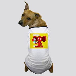 Cheburashka Soviet Animation Soyuzmult Dog T-Shirt