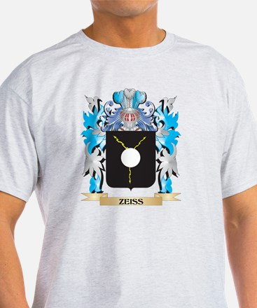 Zeiss Coat of Arms - Family Crest T-Shirt