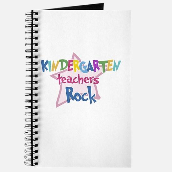Kindergarten Teacher - Journal