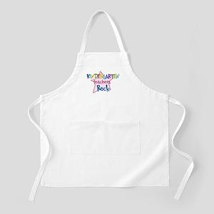 Kindergarten Teacher - BBQ Apron
