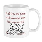 All Fun And Games Mugs