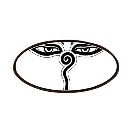 Buddha Eyes Tibet Rebirth Symbol Buddhist Re Patch By Admincp78187552