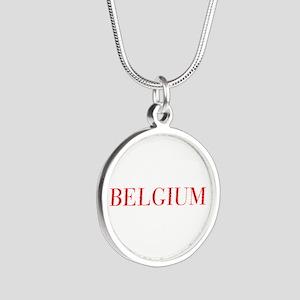 Belgium-Bau red 400 Necklaces