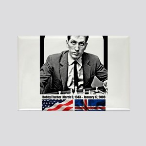 Robert Bobby Fischer American Chess grandm Magnets