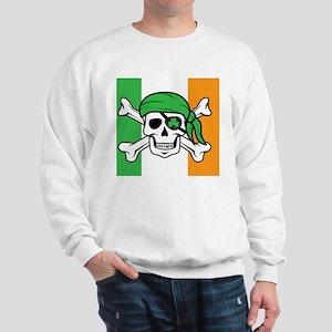 Irish Pirate Sweatshirt