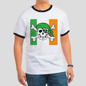 Irish Pirate Ringer T