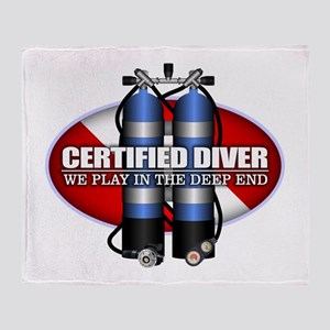 Certified (ST) Throw Blanket