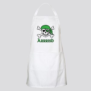Irish Pirate - Arrrish Apron