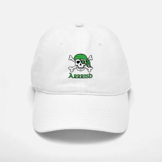 Irish Pirate - Arrrish Baseball Baseball Cap