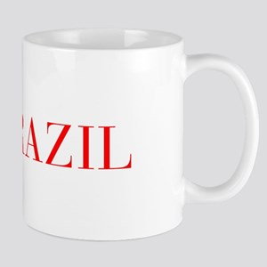 Brazil-Bau red 400 Mugs
