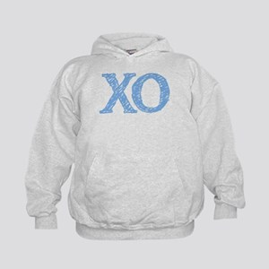 XO - baby blue Hoodie