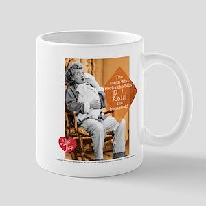 I Love Lucy Rock the Baby 11 oz Ceramic Mug