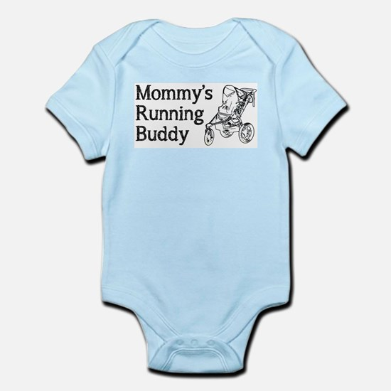 Mommy's Running Buddy Body Suit