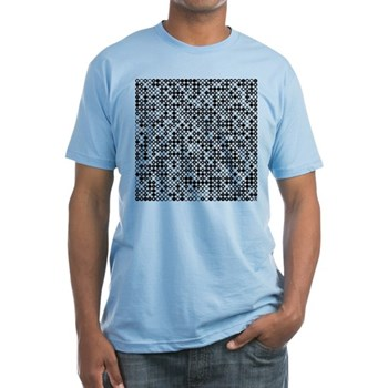 Graphical Pi Visualization Fitted T-Shirt