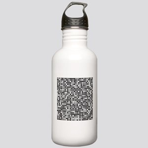 Graphical Pi Visualization Stainless Water Bottle
