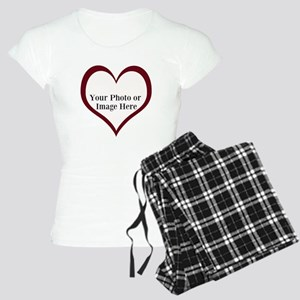Your Photo Heart by LH Pajamas