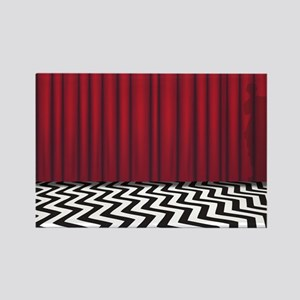 Black Lodge Twin Peaks Magnets