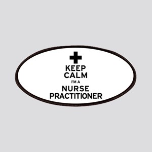 Keep Calm Nurse Practitioner Patch