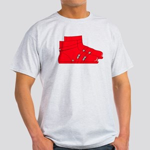 Red Ski Boots T-Shirt