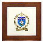 FERRON Family Crest Framed Tile