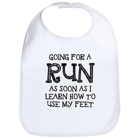 Future Runner Bib